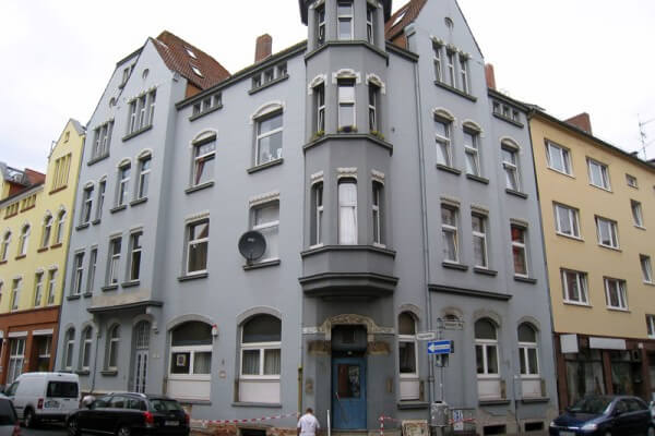 Mehrfamilienhaus, Hannover