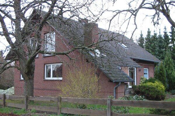 Einfamilienhaus Stadthagen