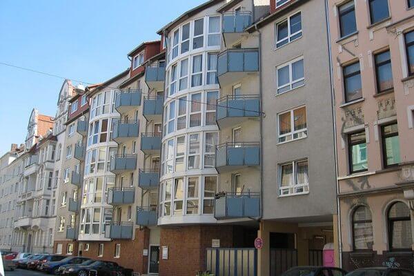 Mehrfamilienhaus Hannover List