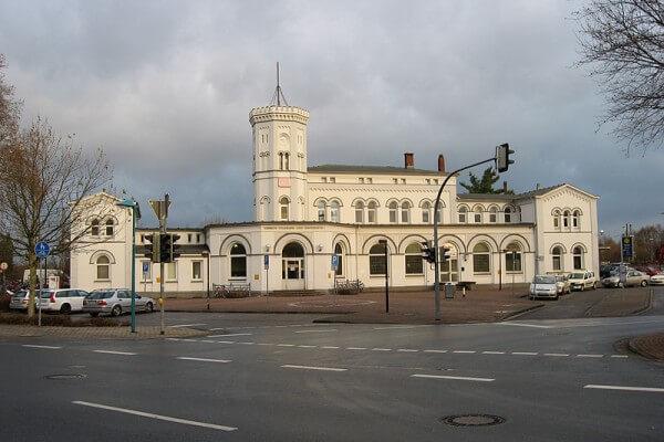 Bahnhof Stadthagen