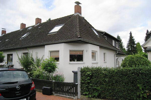 Einfamilienhaus, Hannover
