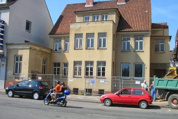 Hildesheim Geschäftshaus