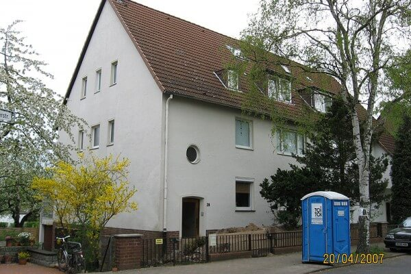 Mehrfamilienhaus Hannover Vahrenheide